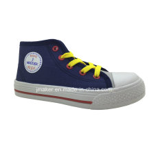 Popular Style High Ankle Children Sneaker (X172-S&B)